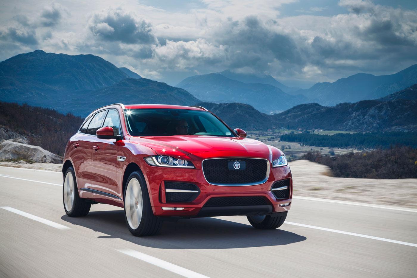 H Jaguar F-Pace στους φιναλίστ για τα βραβεία World Car of the Year και World Car Design of the Year στα World Car Awards 2017.