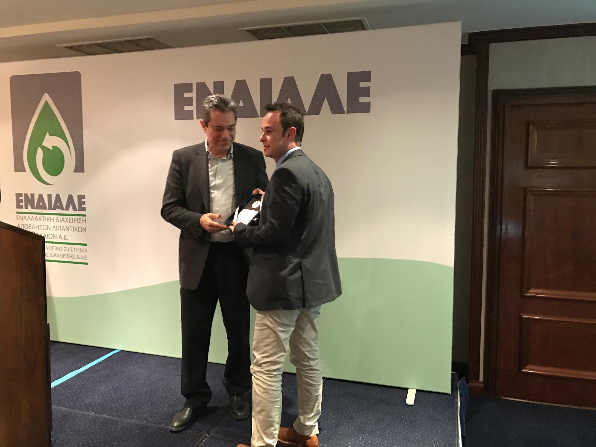 Πρωτιά στα Περιβαλλοντικά Βραβεία 2017 για την Κουμαντζιάς ΑΕ (2)