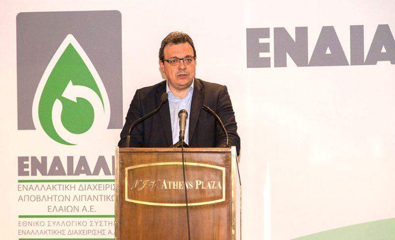 Manolis-Famelo Πρωτιά στα Περιβαλλοντικά Βραβεία 2017 για την Κουμαντζιάς ΑΕ